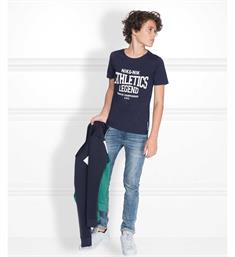Nik and Nik T-shirts B8-902 parker Navy