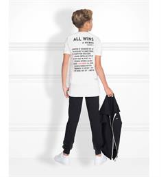 Nik and Nik T-shirts B8-907 presley Off white
