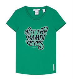 Nik and Nik T-shirts G8-155 bambi ey Groen