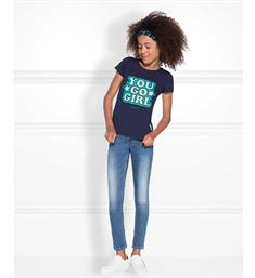 Nik and Nik T-shirts G8-428 layla ts Navy