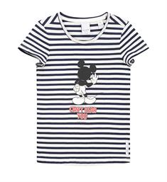 Nik and Nik T-shirts G8-489 mickey s Blauw dessin