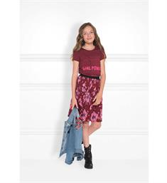 Nik and Nik T-shirts G8229 lori t-sh Bordeaux