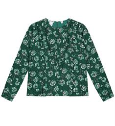 Nik and Nik Tops G6-177 1905 obby flower top Groen