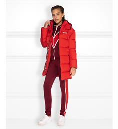 Nik and Nik Winterjassen G4-114 1905 emia puffer jacket Rood