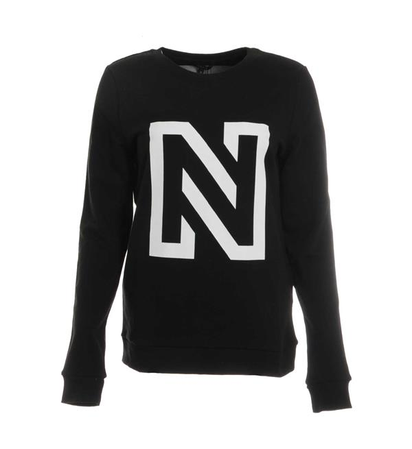 nikkie-fleece-truien-n8-868-n-sweate-zwart