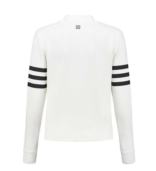 nikkie-fleece-truien-n8048-vip-sweat-off-white