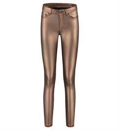 Nikkie Lange broeken N2-640 1905 betty coated Goud