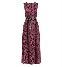 Nikkie Lange jurken N5-223 1904 sandy dress Roze