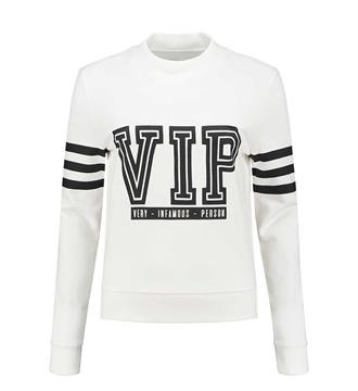 Nikkie Sweaters N8048 vip sweat Off white