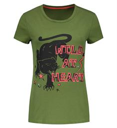 Nikkie T-shirts N6-284 wild at Army