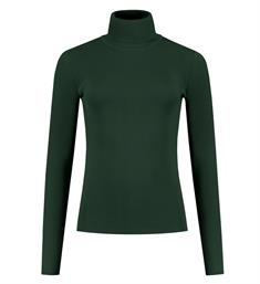 Nikkie Tops N7-304 1905 jolie turtle top Groen