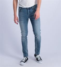 No excess Broeken N710u04 Blue denim