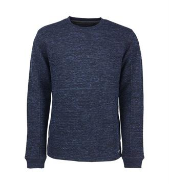 No excess Fleece truien 84101112 Navy