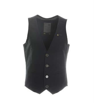 No excess Gilets 82640804 Navy
