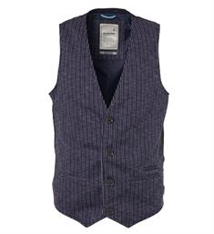 No excess Gilets 90640201 Blauw