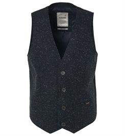 No excess Gilets 92640804 Navy