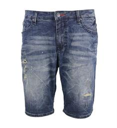 No excess Korte broeken 858190304 Blue denim