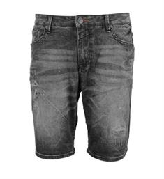 No excess Korte broeken 908190304 Black denim