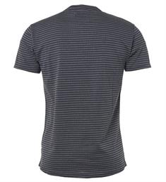 No excess Korte mouw T-shirts 90320201 Navy
