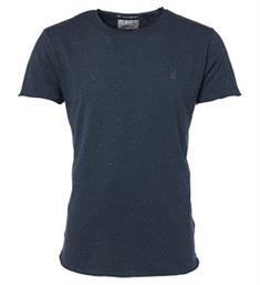 No excess Korte mouw T-shirts 90350209 Navy