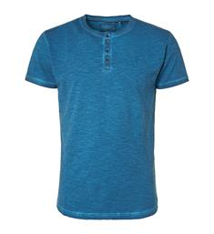No excess Korte mouw T-shirts 90350419 Aqua