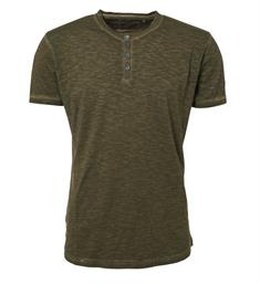 No excess Korte mouw T-shirts 90350419 Army