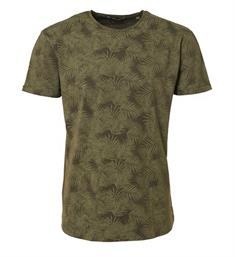 No excess Korte mouw T-shirts 91340401 Army