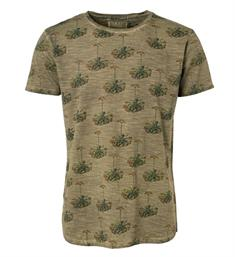 No excess Korte mouw T-shirts 91350431 Army