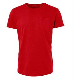 No excess Korte mouw T-shirts 91350513 Rood