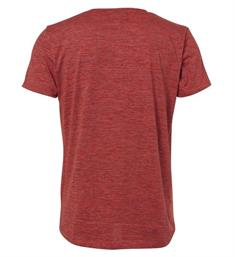 No excess Korte mouw T-shirts 91350551 Rood