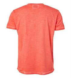 No excess Korte mouw T-shirts 91350614 Rood