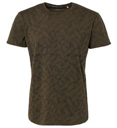 No excess Korte mouw T-shirts 92340701 Army