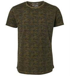 No excess Korte mouw T-shirts 92350702 Army