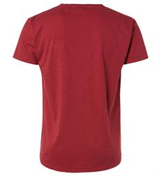 No excess Korte mouw T-shirts 92350801 Rood