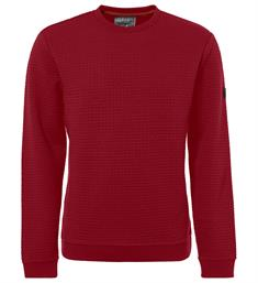No excess Lange mouw T-shirts 92100815n Rood