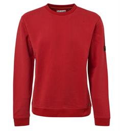 No excess Lange mouw T-shirts 92100816 Rood