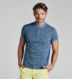 No excess Polo's 91370512 Blauw