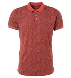 No excess Polo's 91370512 Rood