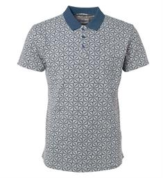 No excess Polo's 91380504 Blauw