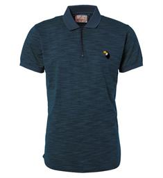 No excess Polo's 91380550 Blauw