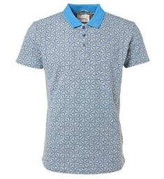 No excess Polo's 91380604 Blauw