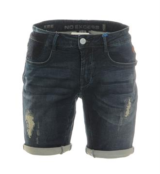 No excess Shorts Blue denim