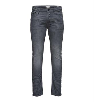 Only and Sons Broeken 22007839 loom Black denim