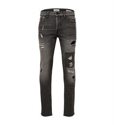 Only and Sons Broeken 22008219 loom Black denim