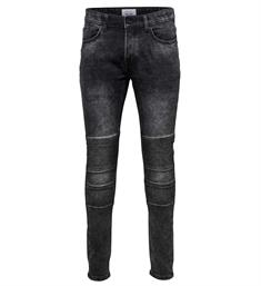 Only and Sons Broeken 22012027 spun b Black denim