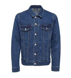 Only and Sons Denim jackets 22008611 coin t Blue denim