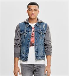 Only and Sons Denim jackets 22012058 coin h Blauw
