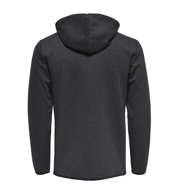 only-and-sons-fleece-vesten-22006986-vinn-antraciet