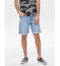 Only and Sons Korte broeken 858190303 Denim