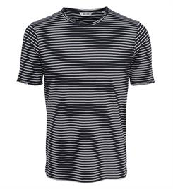 Only and Sons Korte mouw T-shirts 22006398 albert Blauw